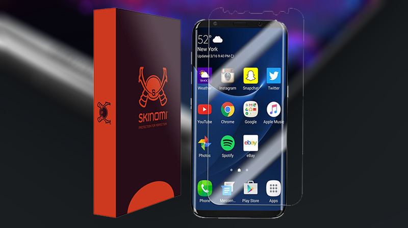 best samsung galaxy s8 screen protectors