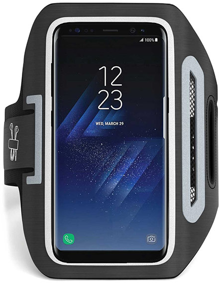 best samsung galaxy s8 armband from danforce
