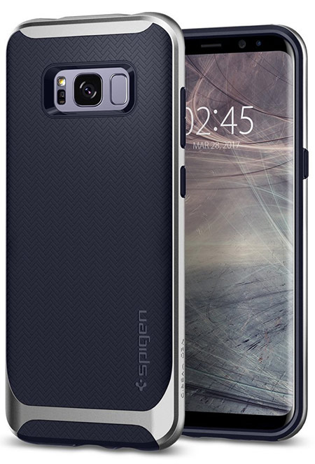 best samsung galaxy s8 bumper case from spigen