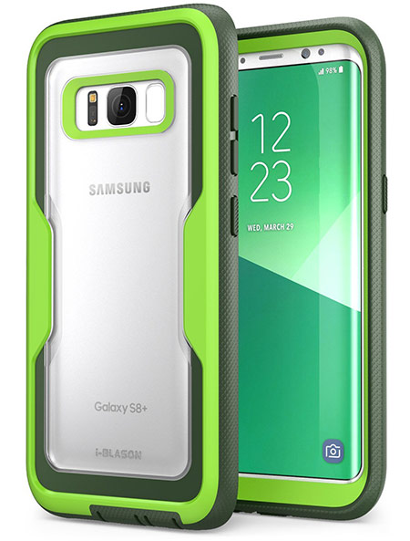 best samsung galaxy s8 plus bumper case from i-blason 2