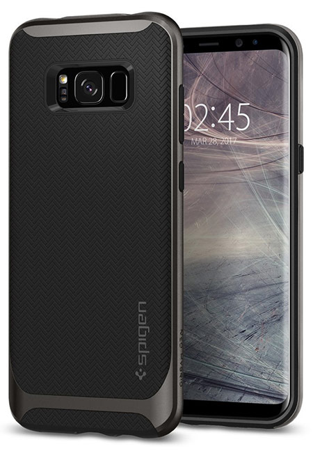 best samsung galaxy s8 plus bumper case from spigen