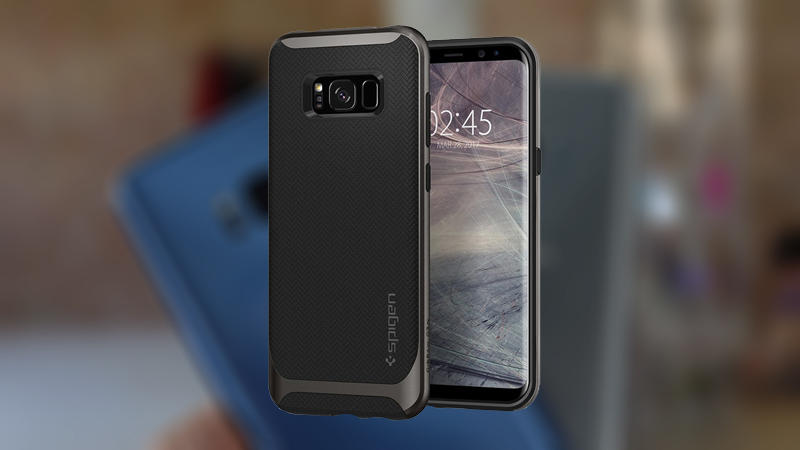 best samsung galaxy s8 plus bumper cases