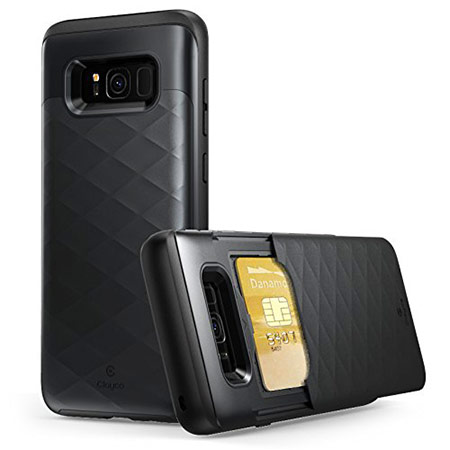 best samsung galaxy s8 plus wallet case from clayco