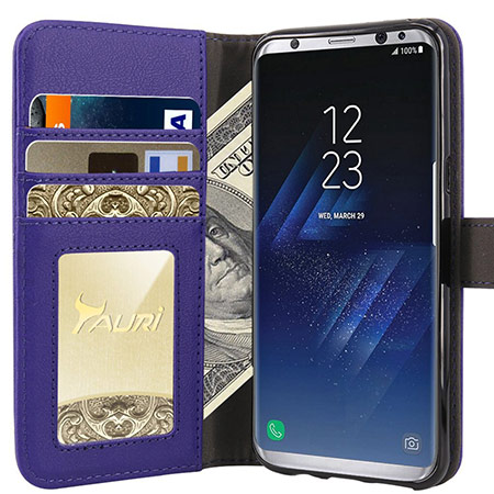 best samsung galaxy s8 wallet case from tauri