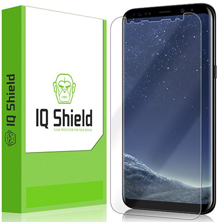 samsung galaxy s8 plus screen protector from iqshield