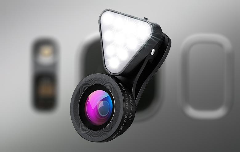 best Samsung Galaxy S8 camera accessories