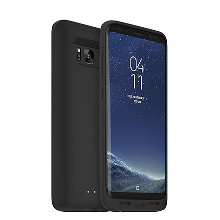 best samsung galaxy s8 battery case from mophie