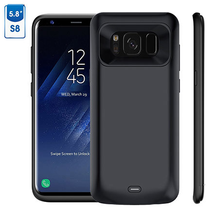 best samsung galaxy s8 battery case from vproof