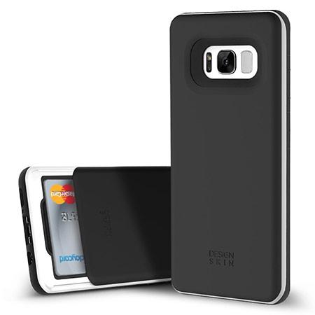 best samsung galaxy s8 case with card holder from designskin