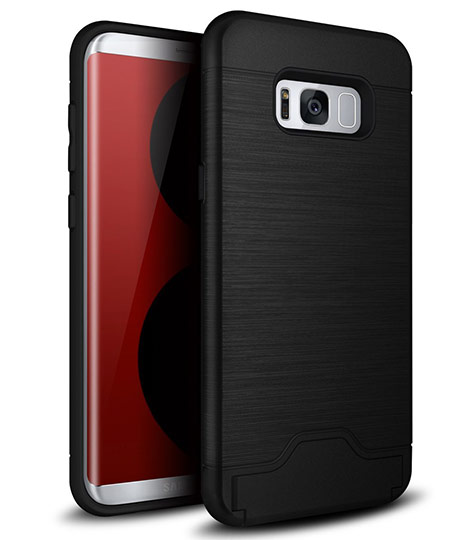 best samsung galaxy s8 case with card holder from tianli