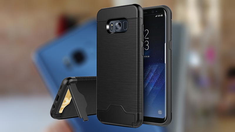 best samsung galaxy s8 cases with card holder