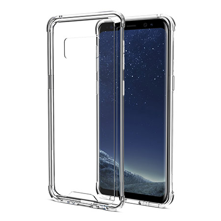 best samsung galaxy s8 clear case from omoton