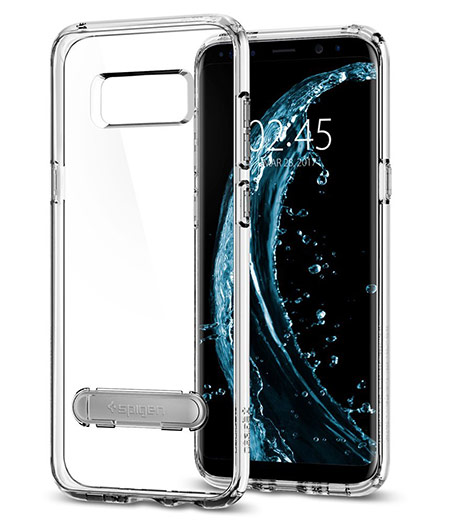 best samsung galaxy s8 clear case from spigen 2