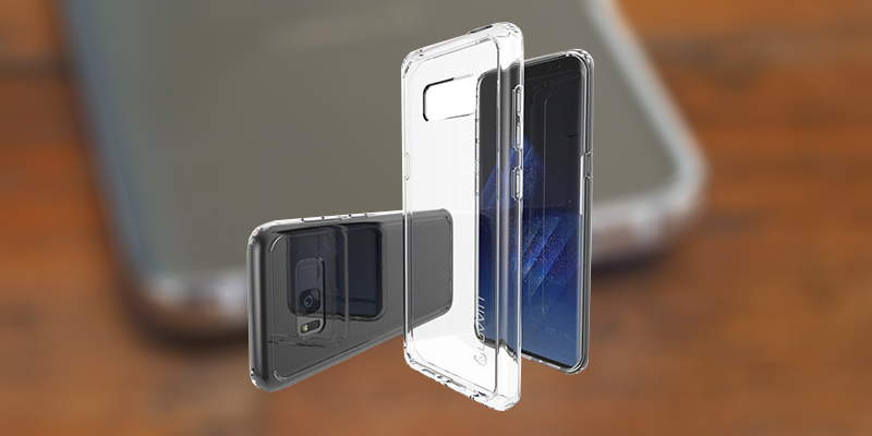best samsung galaxy s8 clear cases