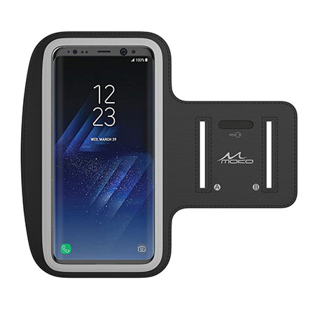 best samsung galaxy s8 plus armband for running from moko