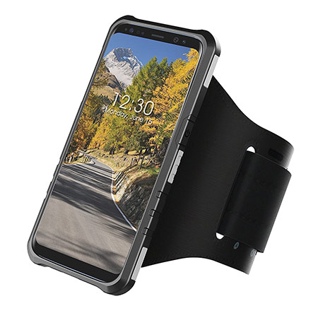 best samsung galaxy s8 plus armband for running from pasonomi