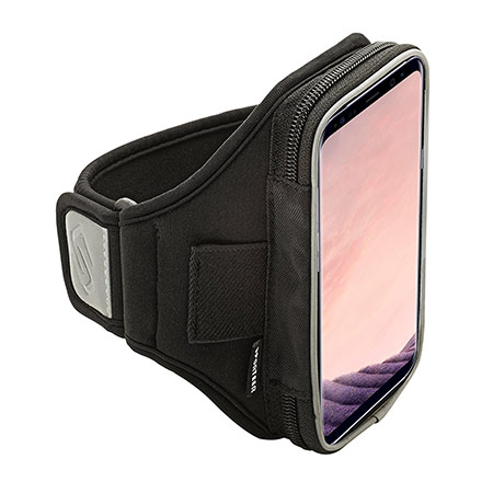 best samsung galaxy s8 plus armband for running from sporteer