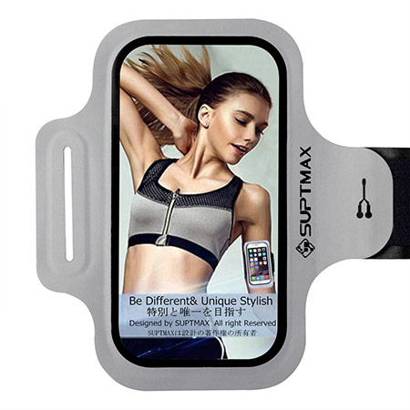 best samsung galaxy s8 plus armband for running from suptmax