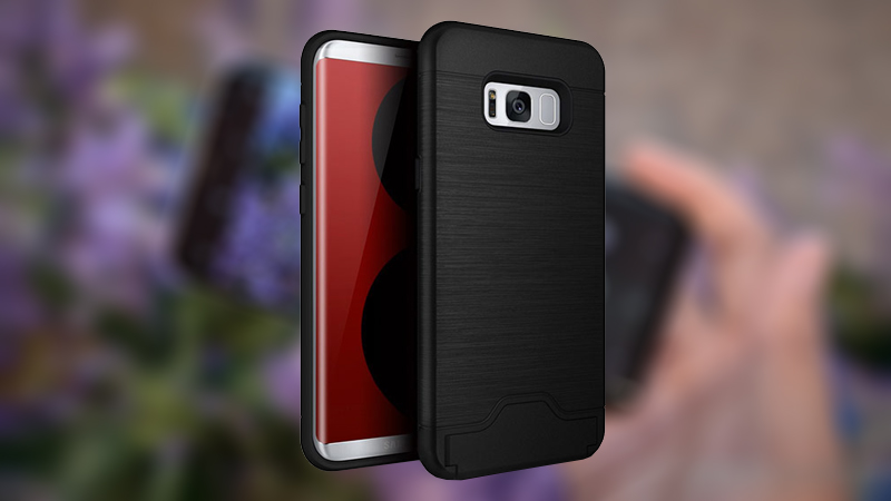 best samsung galaxy s8 plus cases with card holder