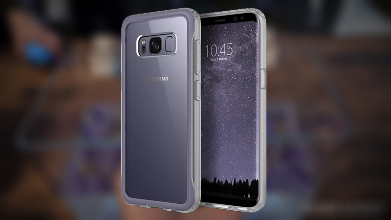best samsung galaxy s8 plus clear cases