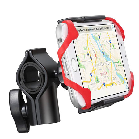 best samsung galaxy s8 and s8 plus bike mount from greatshield 2