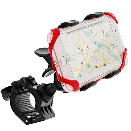 best samsung galaxy s8 and s8 plus bike mount from greatshield