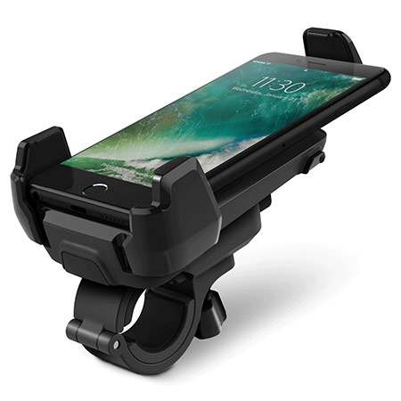 best samsung galaxy s8 and s8 plus bike mount from iottie