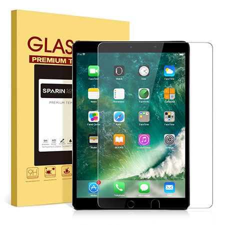 best 10.5-inch iPad Pro Tempered Glass Screen Protector from sparin