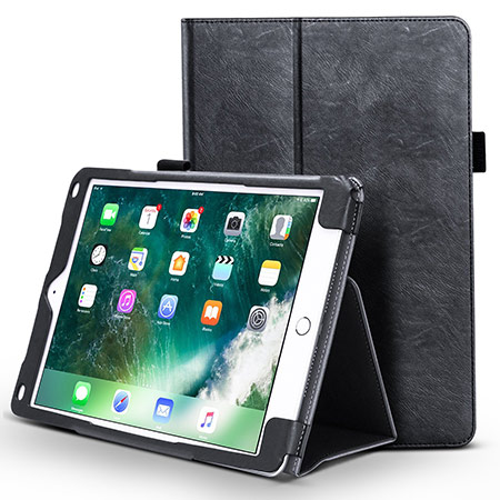 best 10.5-inch ipad pro case with pencil holder from aoke
