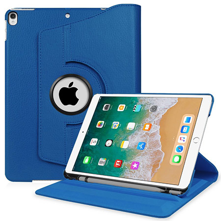 best 10.5-inch ipad pro case with pencil holder from fintie