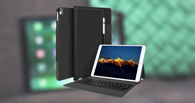 best 10-5-inch ipad pro cases with pencil holder