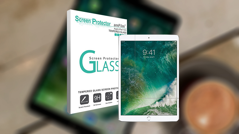 best 10.5-inch iPad Pro Tempered Glass Screen Protectors