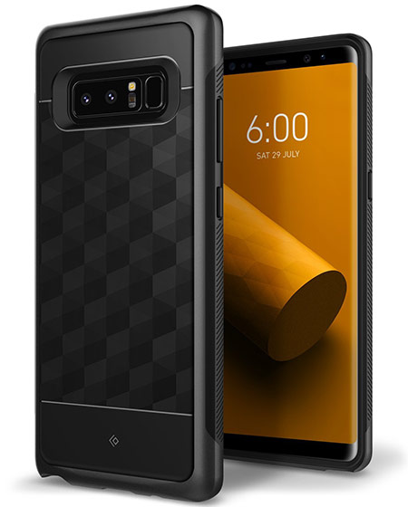 best samsung galaxy note 8 case from caseology