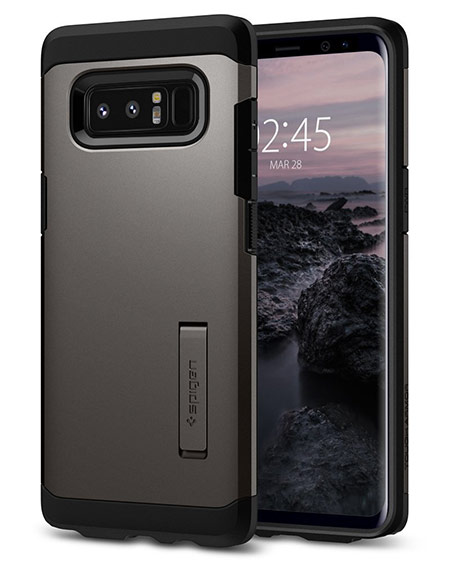 best samsung galaxy note 8 case from spigen 1
