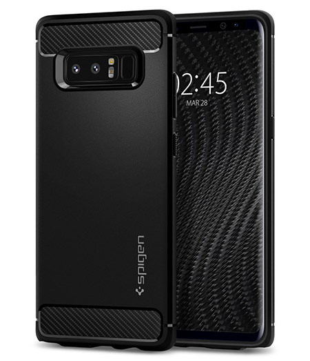 best samsung galaxy note 8 case from spigen 2