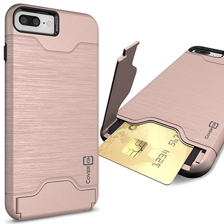 best iphone 8 plus case with card holder from coveron