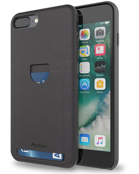 best iphone 8 plus case with card holder from procase