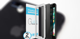 best iphone 8 plus tempered glass screen protectors