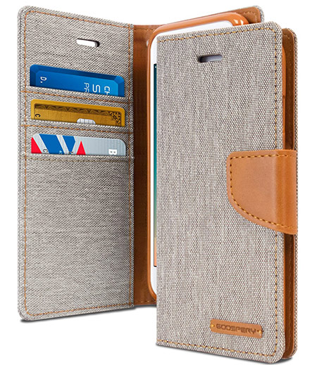 best iphone 8 wallet case from goospery