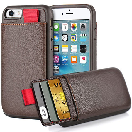 best iphone 8 wallet case from lameeku
