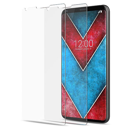 best lg v30 screen protector from moko