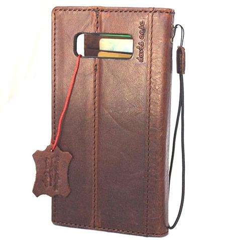best samsung galaxy note 8 leather case from davis case