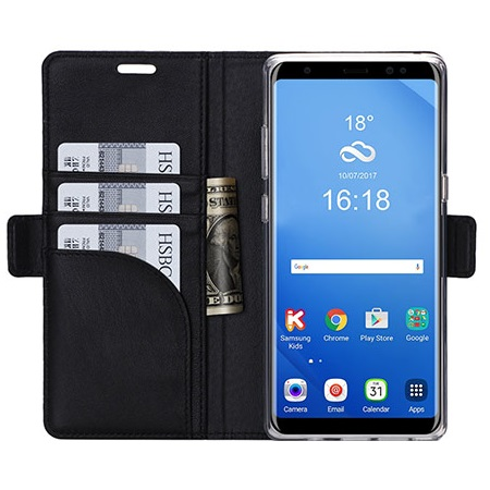 best samsung galaxy note 8 leather case from fyy