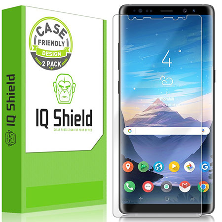 best samsung galaxy note 8 screen protector from iqshield