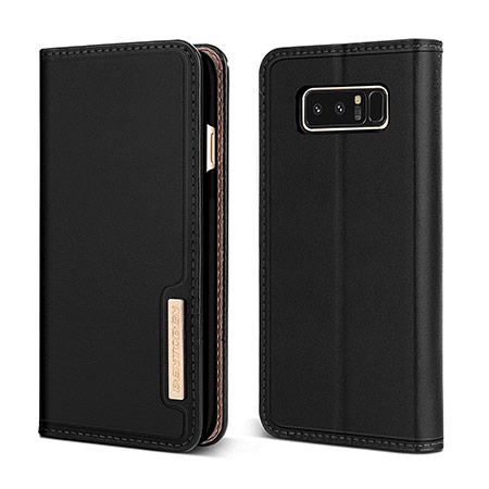 best samsung galaxy note 8 wallet case from bentoben