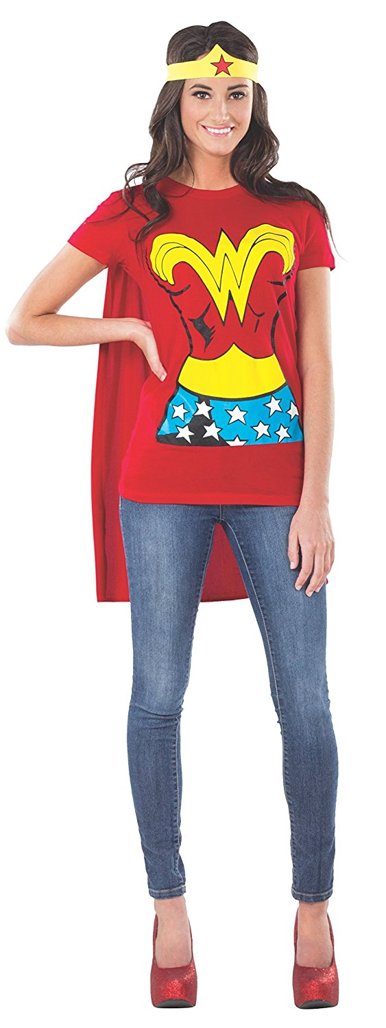 best halloween items wonder woman costume