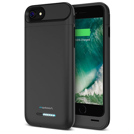 best iphone 8 battery case from maxboost