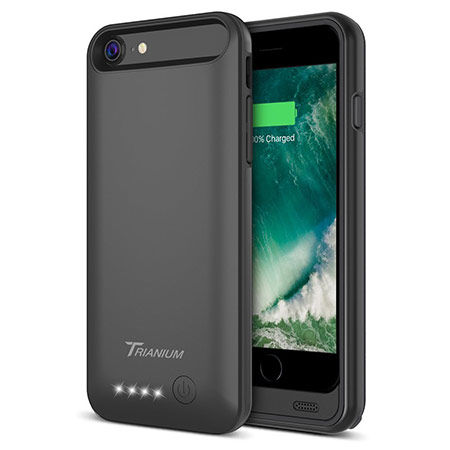 best iphone 8 battery case from trianium