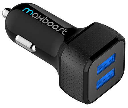 best iphone 8 car charger from maxboost