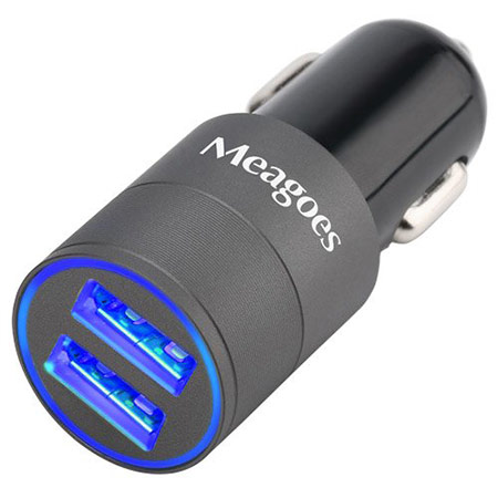 best iphone 8 car charger from meagoes